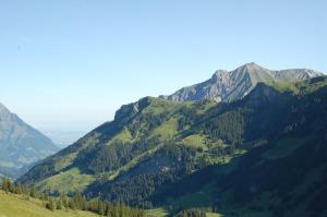Abstieg zur Griesalp