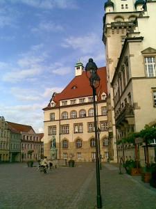 Rathaus Döbeln